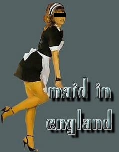 Maid, made in England