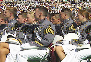 West Point Graduation - mehr über Uniformität